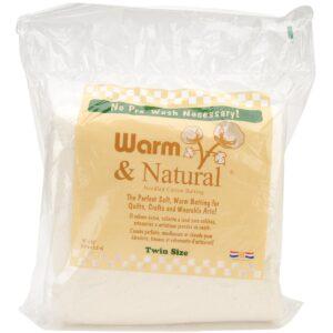 Warm & Natural Quilt Batting