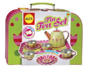 ALEX Toys Tin Tea Set