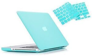 Ruban® MacBook Pro 15″ 2 in 1 Soft-Touch Hard Case + Keyboard Cover