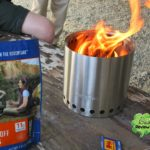 Solo Stove Campfire & 2 Pot Set