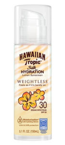 Hawaiian Tropic® Silk Hydration™ Weightless Lotion Sunscreen