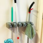 DOKO-IN 5 Position Mop & Broom Holder