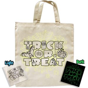 ColorTime Color-and-Glow Tote
