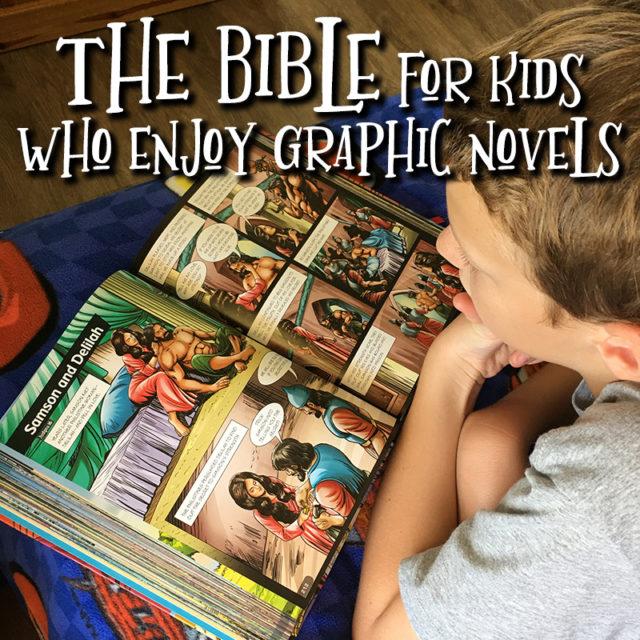 Bible Graphic Novel