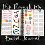 Flip Through My Bullet Journal