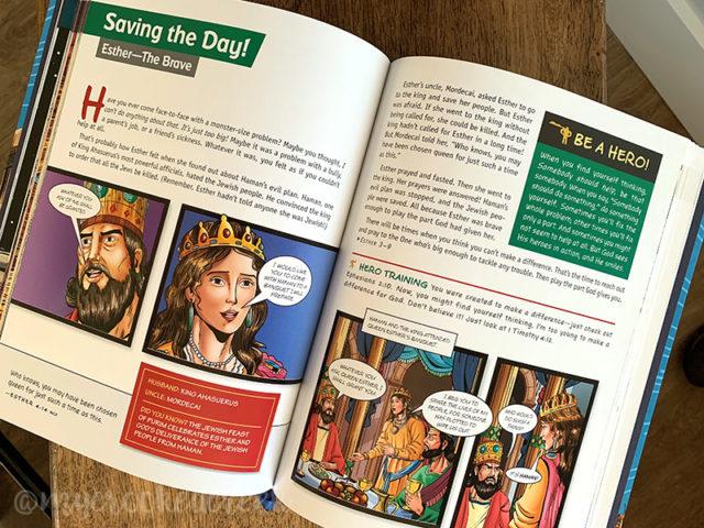Kids Devotional Graphic Novel