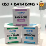 CBD Bath Bombs Will Be Your New Favorite