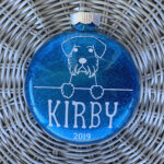 Custom Pet Christmas Ornament