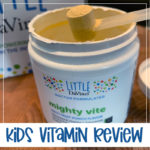 Little DaVinci® mighty vite Kids Vitamins Review