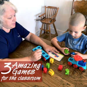 3 Amazing Games for the Classroom