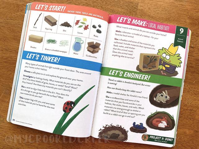 Boredom Busters: TinkerActive Workbooks