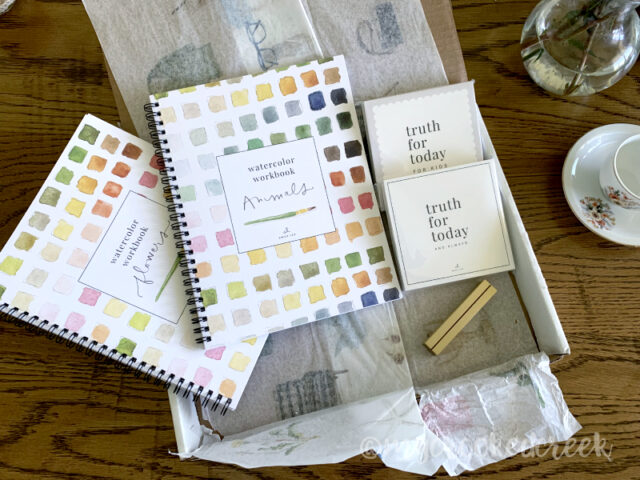 Simplified Watercolor Classes by Emily Lex