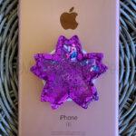 Custom Color Shaker w/ Sprinkles & Glitter – You Pick Shape & Hardware