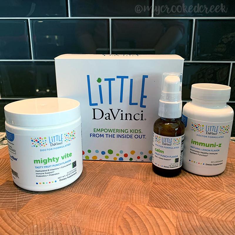 Little DaVinci mighty vite Kids Vitamins Review