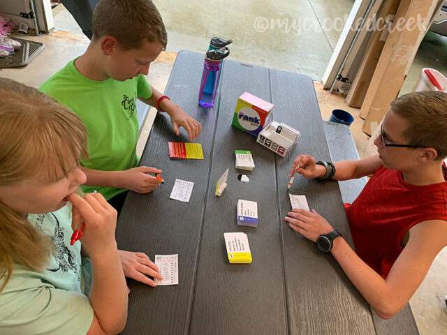 Game Night: The Rank Game