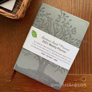 The New Spiritual Seeds 2021 Planner