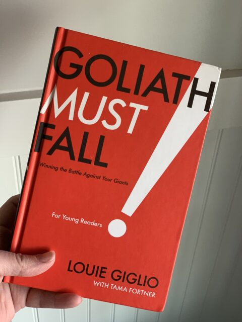 Goliath Must Fall for Young Readers - Book Review