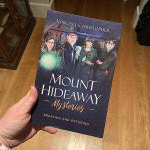 Mount Hideaway Mysteries – Book Review by a teen