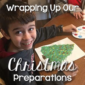 Final Christmas Preparations