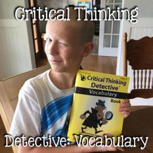 Critical Thinking Detective: Vocabulary