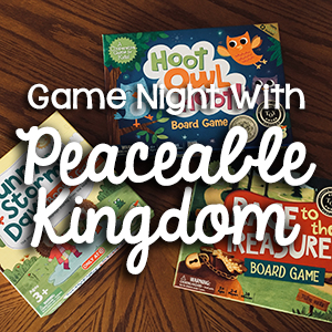 Our Peaceable Kingdom Game Night