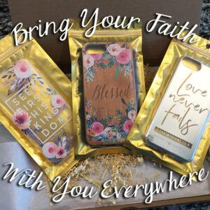 Faith-Inspiring Phone Cases