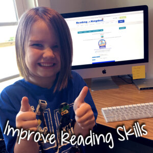 Improve Skills for Young Readers